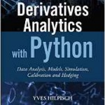 Derivatives analytics with Python の学習ノート 3章
