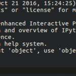 ipdb だけではなく IPython.embed も使おう