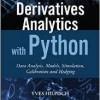 Derivatives analytics with Python の学習ノート 3章